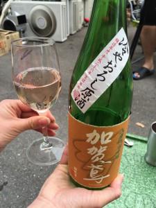 加賀鳶 ひやおろし原酒
