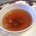 奥美濃古地鶏のコンソメスープ