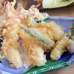 えび天ぷら